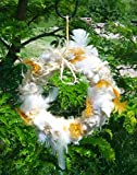 Songbird Essentials Nesting Material Wreath