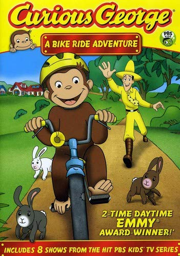 Curious George: A Bike Ride