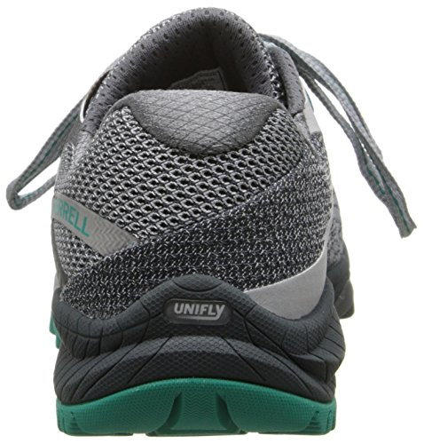 Baskets Dynasty Femme Merrell Green pour Out Charge All Grey Light BtqAT