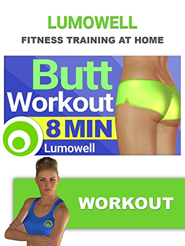 8 Minute Butt Workout - Best Exercises to Get a Perfect Booty