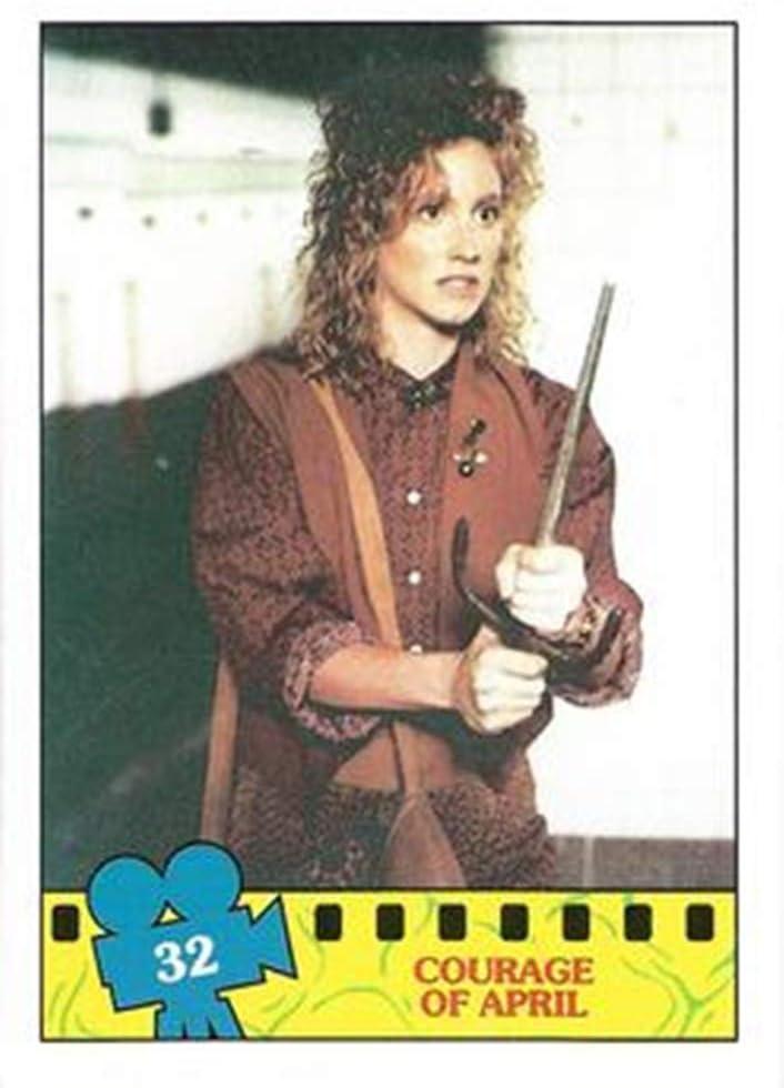 1990 Topps Teenage Mutant Ninja Turtles: The Movie #32 ...