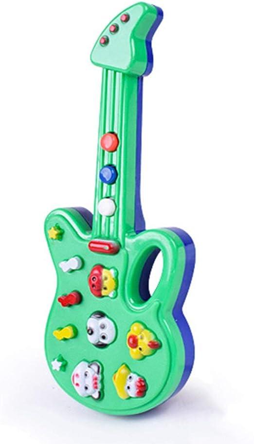 Relabouting Niños Bebé Niños Guitarra Juguetes Canción Infantil ...