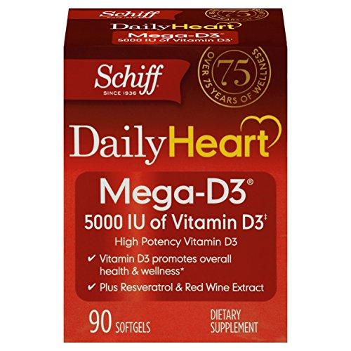 schiff-dailyheart-mega-d3-90-softgels-5000-iu-of-vitamin-d3