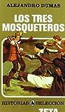 Los Tres Mosqueteros, Alexandre Dumas, 8496778975