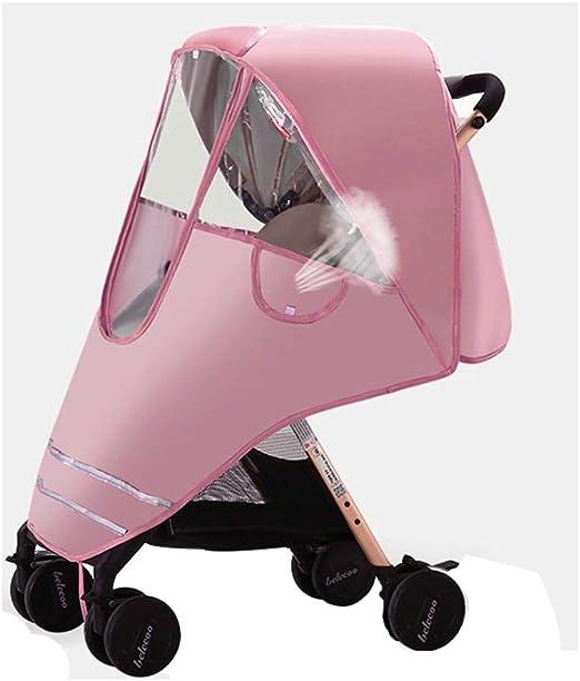 Trolley Funda de Lluvia Universal para Coche de bebé, EVA ...