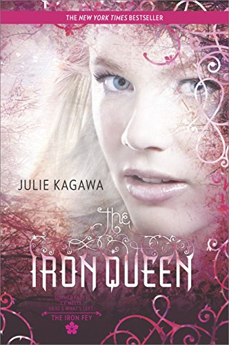 iron fey series by julie kagawa - 9