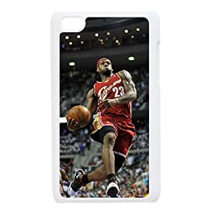 D-PAFD Customized Phone Case Of LeBron James For Ipod Touch 4