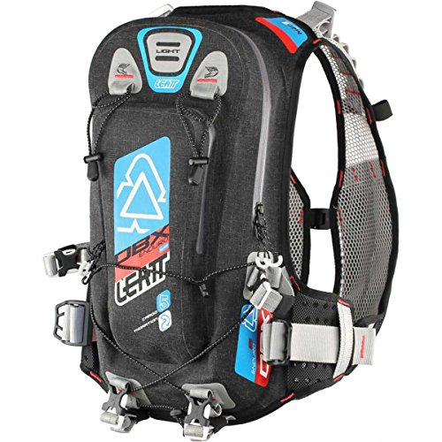 Leatt DBX Enduro Lite WP 2.0 Hydration System - Black/Blue/Orange / X-Small/2X-Large by Leatt Brace (Image #3)'