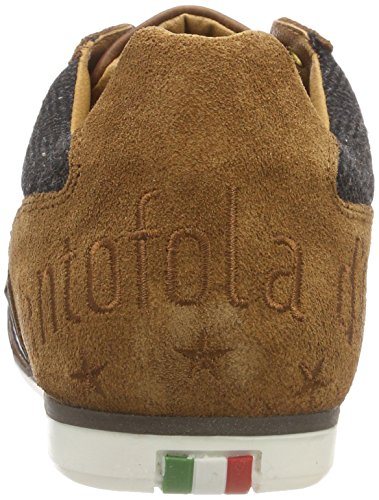 Baskets Homme Marron Shell Pantofola D'oro Uomo tortoise jcu Low Imola Winter wX6qUO