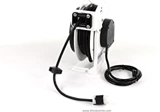 product image for RTA Reel w/ 25 Feet of 12/3 Black SJOW Cable & 15A CL515 Connector