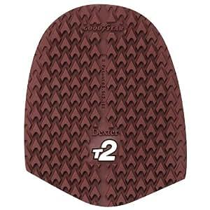 Dexter T2 Maximum Traction Sole  Shoes - Accesorio de bolos, color rojo, talla US Small, UK Small