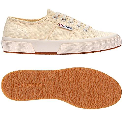 Adulto Superga Classic 2750 Cotu Ecru Unisex Sneakers FwWqPanXrw
