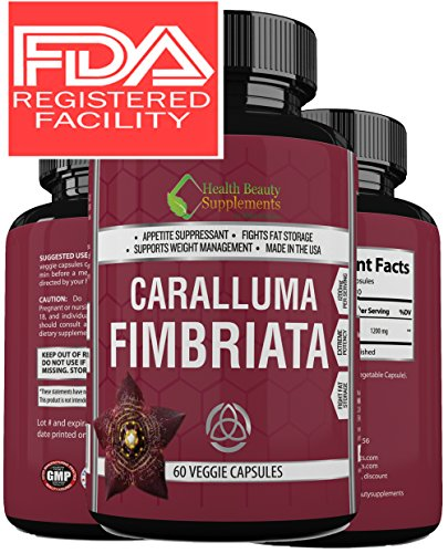 CARALLUMA FIMBRIATA Appetite Suppressant Supplement product image