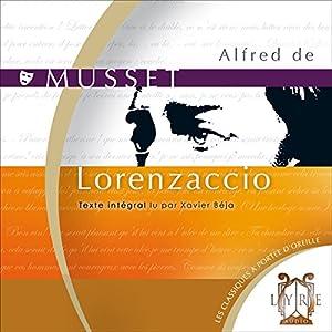 Lorenzaccio Hörbuch