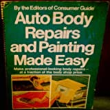 Auto Body Repairs and Ptg Made E, Outlet Book Company Staff, 0517288427