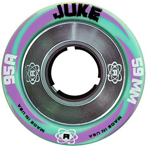 Atom Juke Alloy (Green, 95A, 4pk) ()