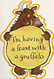 Talking Tables Gruffalo Paper Party Invitation Cards for Birthday Party, Multicolour (10 Pack)