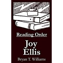 Joy Ellis - Reading Order Book - Complete Series Companion Checklist