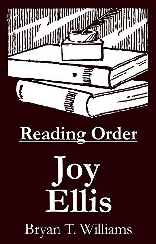 Joy Ellis - Reading Order Book - Complete Series Companion Checklist