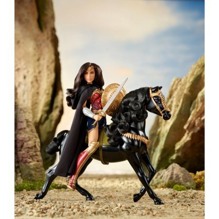 DC Comics Wonder Woman & Horse Action Figure
