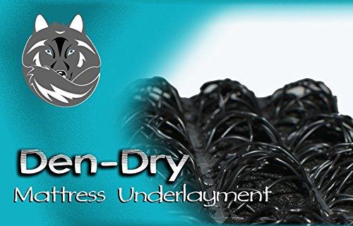 Den Dry Mattress Underlay Twin