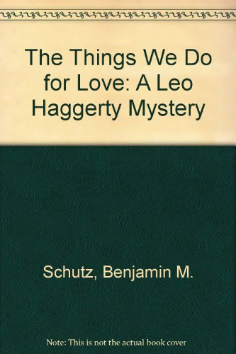 Leo Haggerty Mystery Book Series