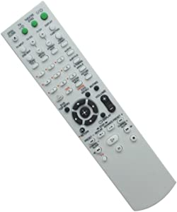 Hotsmtbang Replacement Remote Control for Sony RM-ADU006 RM-ADU008 148057111 DAV-DZ556K DAV-DX150 DAV-DX170 DAV-DZ555K DAV-DX250 DAV-DZ100 HCD-HDX576WF HCD-HDZ278 DAV-DZ270 DVD Home Theater System