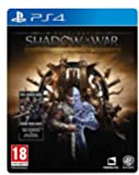 ps4 - Shadow Of War (Gold Edition) (1 Games)