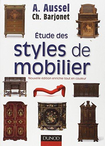 Etude des Styles de Mobilier