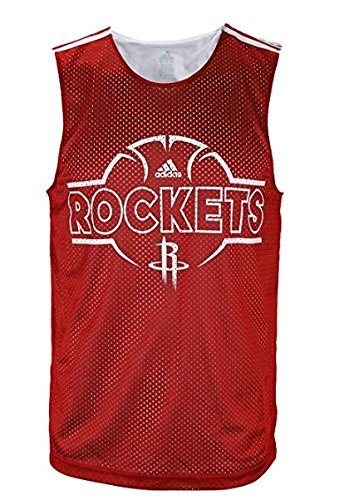 brand new b5e41 78268 Amazon.com : adidas Houston Rockets NBA Men's Hoops Tank ...