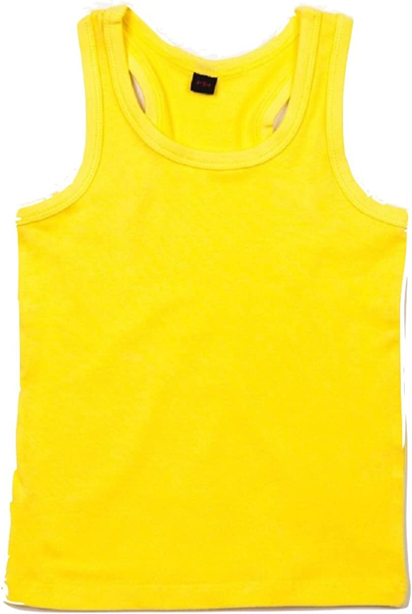 Humbugz Kids Sleeveless Racer Back Tank Top Vest