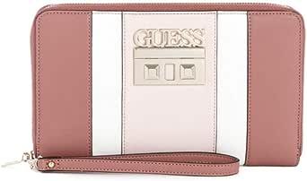 Guess Passport Wallet for Women, Mocha, BC669160