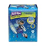 Pull-Ups Night-Time Training Pants for Boys, 3T-4T, 44 Count (Pack of 2) (Packaging May Vary)