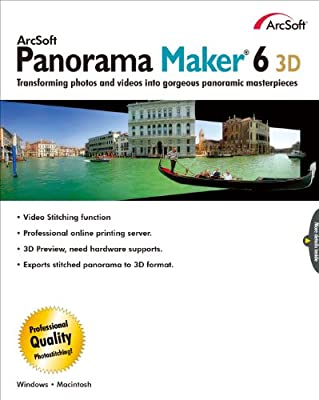 ArcSoft Panorama Maker 6 [Download]