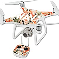 Skin For DJI Phantom 4 Quadcopter Drone – Wavy   MightySkins Protective, Durable, and Unique Vinyl Decal wrap cover   Easy To Apply, Remove, and Change Styles   Made in the USA