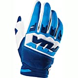 (US) Fox Racing Dirtpaw Mako Men's MotoX Motorcycle Gloves - White/2X-Large