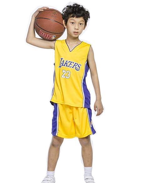 PANGOIE Niño NBA Warriors 30# Curry Retro Pantalones Cortos de ...
