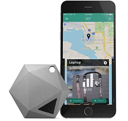 XY GPS Tracker for Vehicles, Kids, Keys, Dogs, Luggage | Personal Tracking Device with App & Unlimited Range | Find Item Location in Real Time Worldwide | No Activation Cost or Subscription Fee by XY | The Findables Company