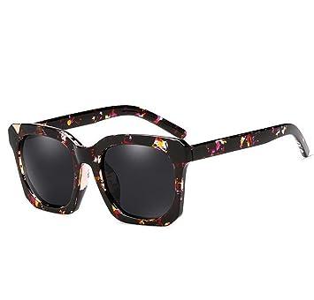 SHULING Gafas De Sol El Nuevo Big Box Gafas De Sol ...