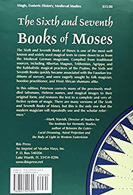 Six And Seven Book Of Moses