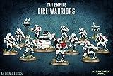 Tau Fire Warriors Strike Team (2015)