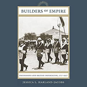 Builders of Empire Hörbuch
