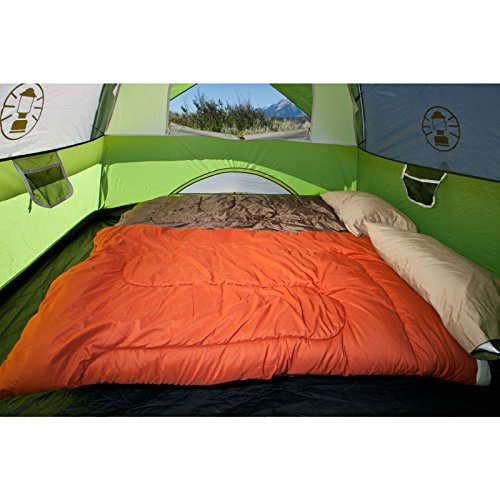 Sundome-4-Person-Tent-Green-and-Navy-color-options