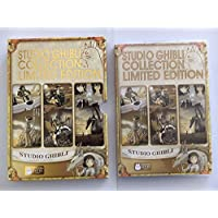 17+1 Movie Miyazaki Films Studio Ghibli Collection DVD Box Set ENGLISH Brand New