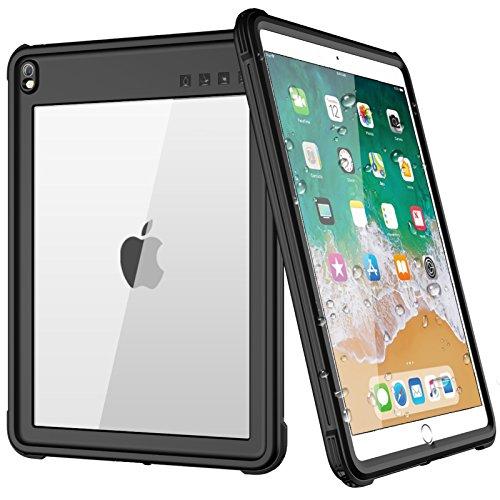 iPad Pro 10.5 Waterproof Case. Lanwow Exclusive Rugged Desig