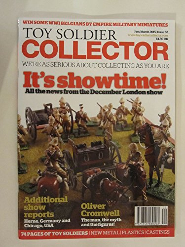 Price comparison product image Toy Soldier Collector February and March 2015, #62