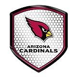 NFL Arizona Cardinals Reflector Decal