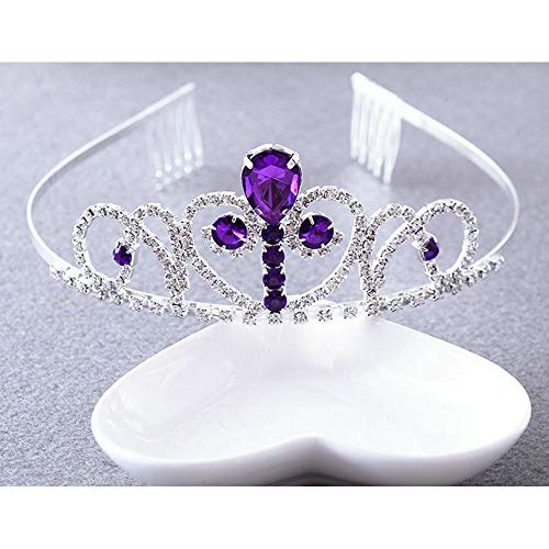 Kuzhi Princess Sophia Crystal Crown - Special -