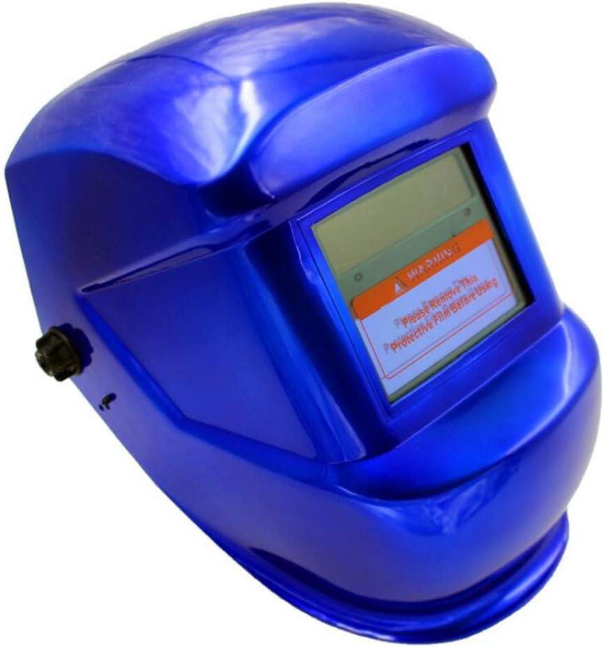 LAIABOR Careta Soldar Automatica Casco De Soldadura Montaje Eléctrico Soldadura Máquina Máscara Máscara Protectora Gafas Protección contra La Radiación