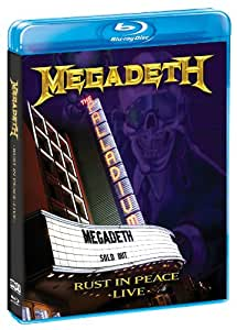 Megadeth: Rust in Peace [Blu-ray]
